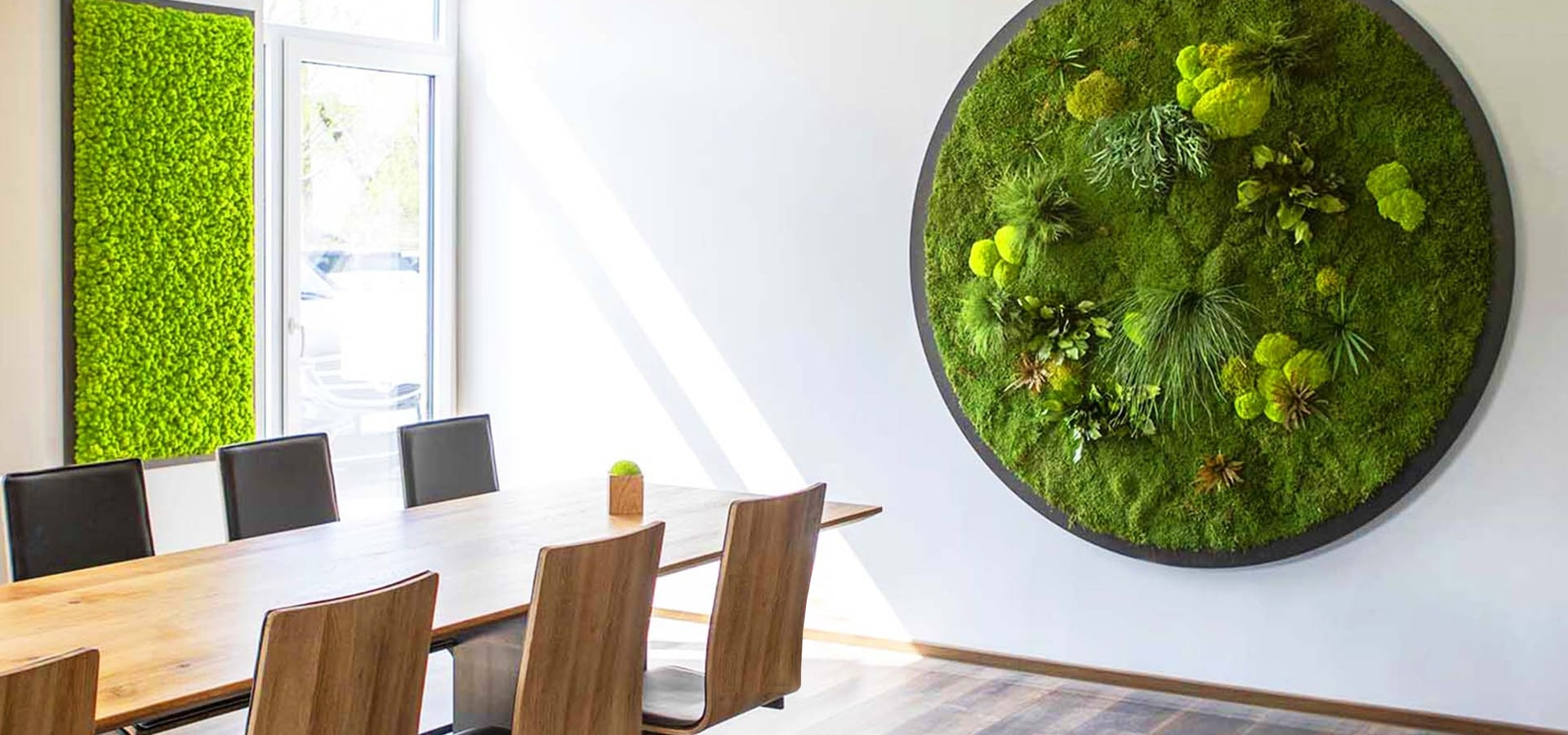 Green Office Living
