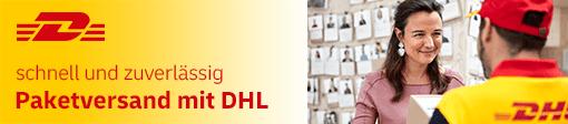 Paketversand mit DHL